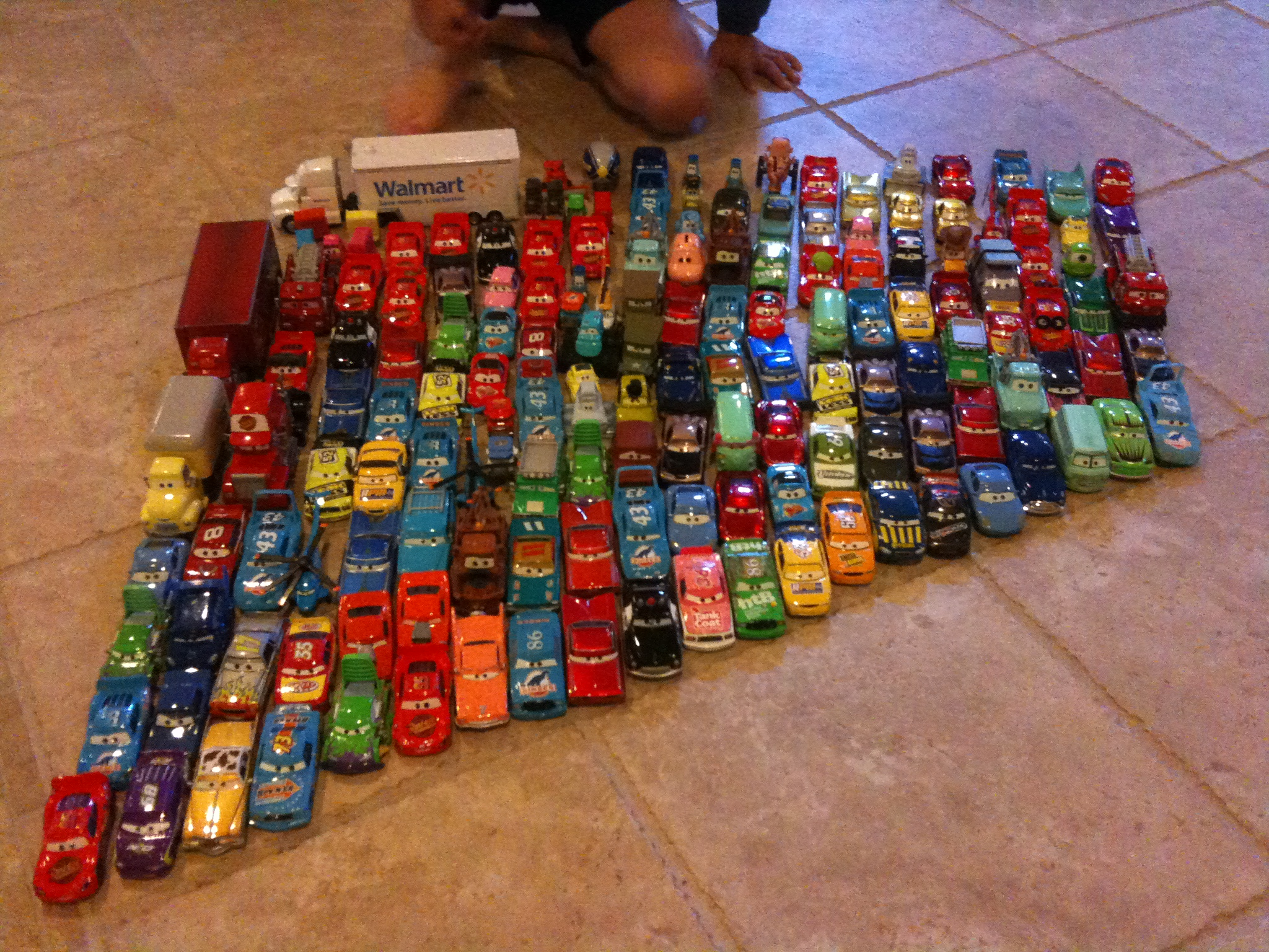 Frank Diecast Is Not Only In Scale With Mattels World Of Cars